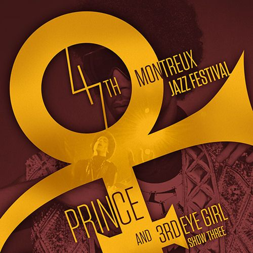 Prince & 3rd Eye Girl   47th Montreux Jazz Festival - Show Three