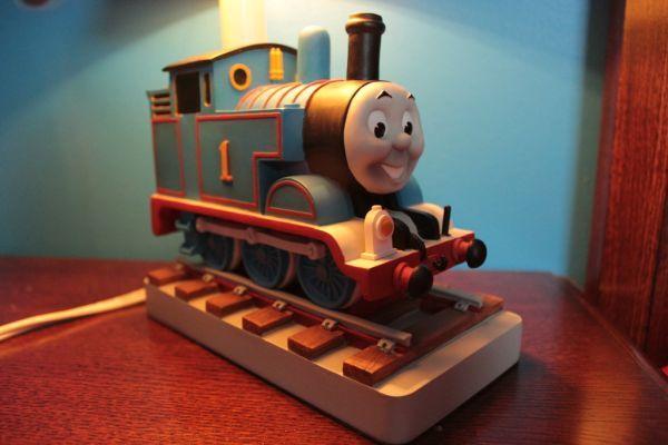 Thomas the Train Lamp | Nicholas 2nd bday | Pinterest | Room ...