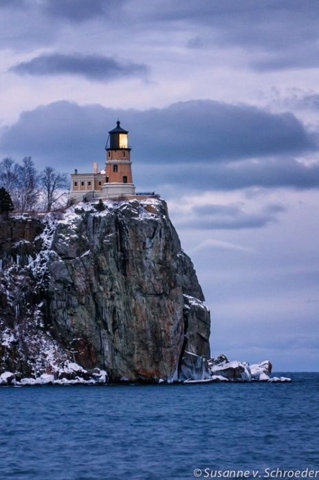 z- Splitrock Lighthouse, Lake Superior, Minnesota