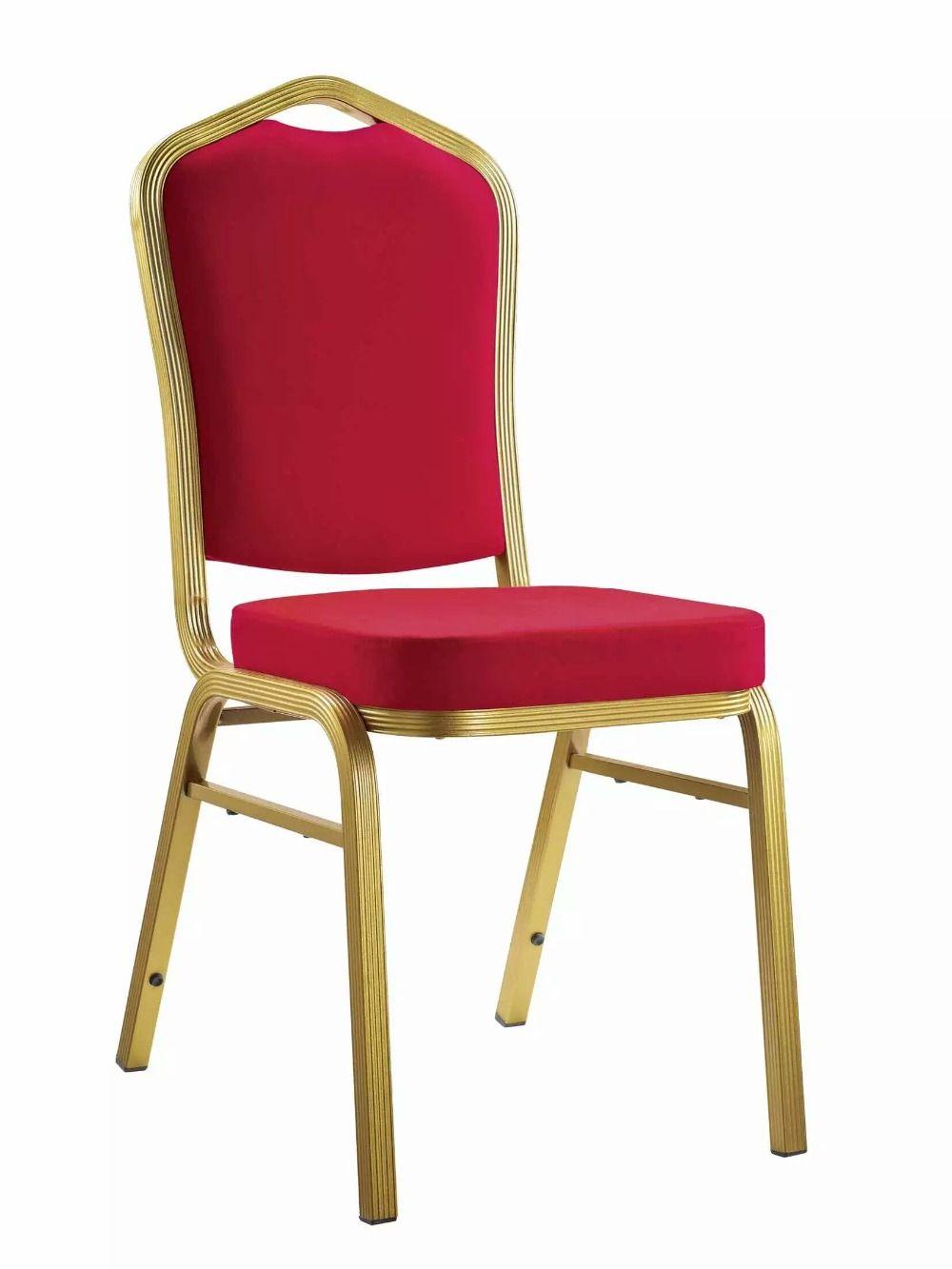 Banquet Chaise Empilable Chaises Restaurant Chaises En Metal 5 Pc
