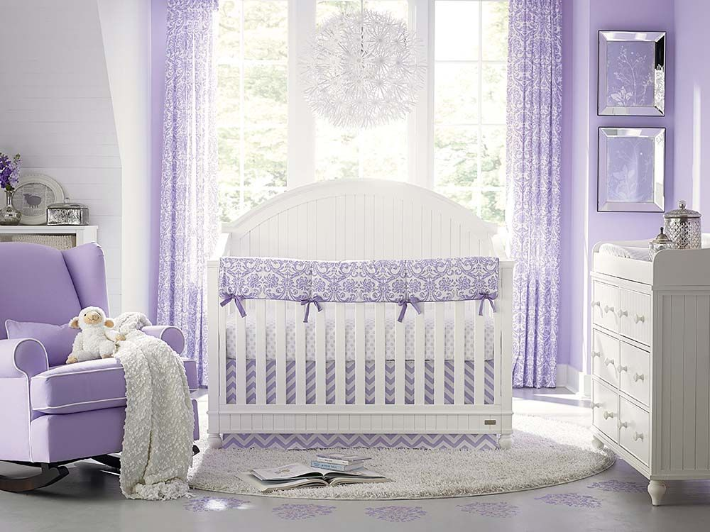 4 in 1 Convertible Somerset Crib by Bassett Furniture. Can be ...