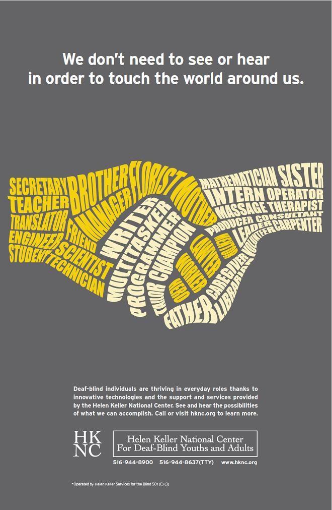 Preposition In Learn In Marathi All Complate: It's Deafblind Awareness Week. The Helen Keller National