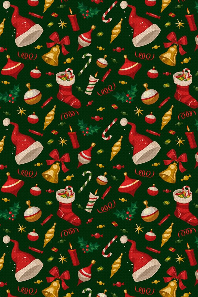 Christmas Pattern Wallpaper Christmas Pattern Iphone Wallpaper New Christmas Pattern Wallpaper