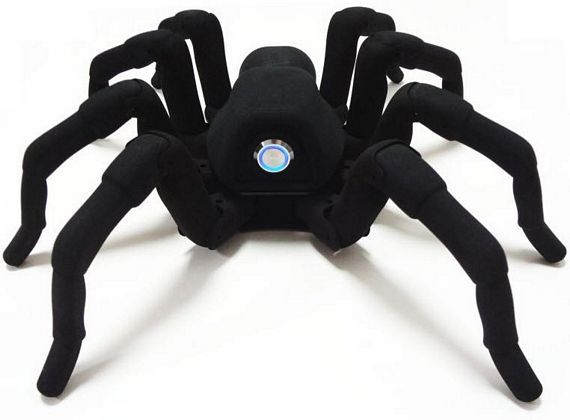 T8 Is A Creepy Robot Tarantula With Realistic Movements You Can Actually Buy 3d Printing Prints Robot