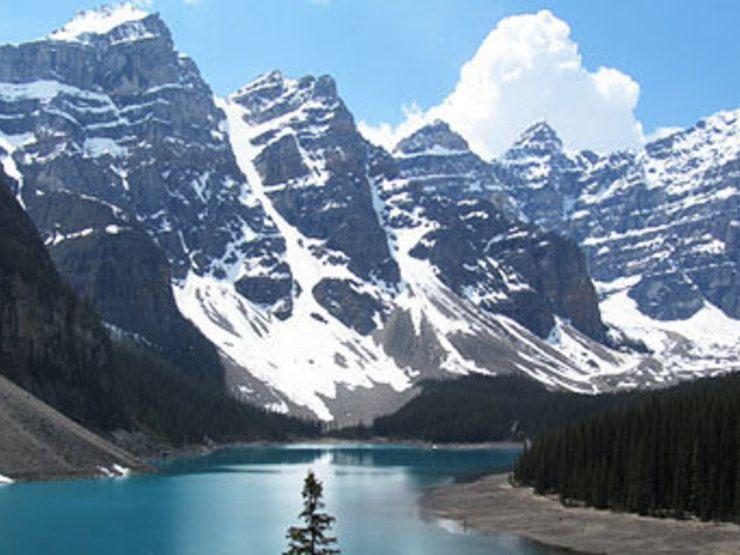 壮大絶景☆】ロッキー山脈で見るしかない!!私が選んだ絶景湖TOP3 ...