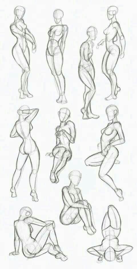 Pin de Jennifer Sazo en Character Design | Pinterest | Anatomía ...