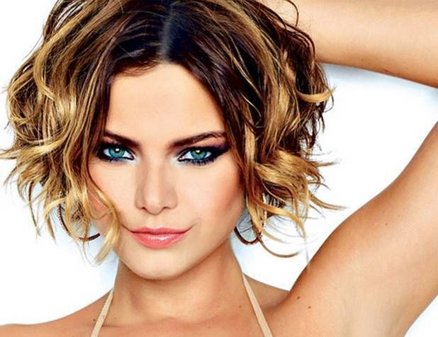 Sensational 1000 Images About Hair On Pinterest Short Curly Hairstyles Short Hairstyles Gunalazisus