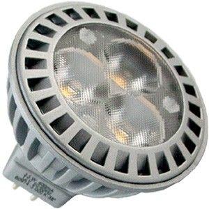 Standard 60914 Led Mr16 3 5w Fl 30k 12v 35m 38 Std 3 5w Mr16 Led Neutral White Flood Led Lights Led Bulb