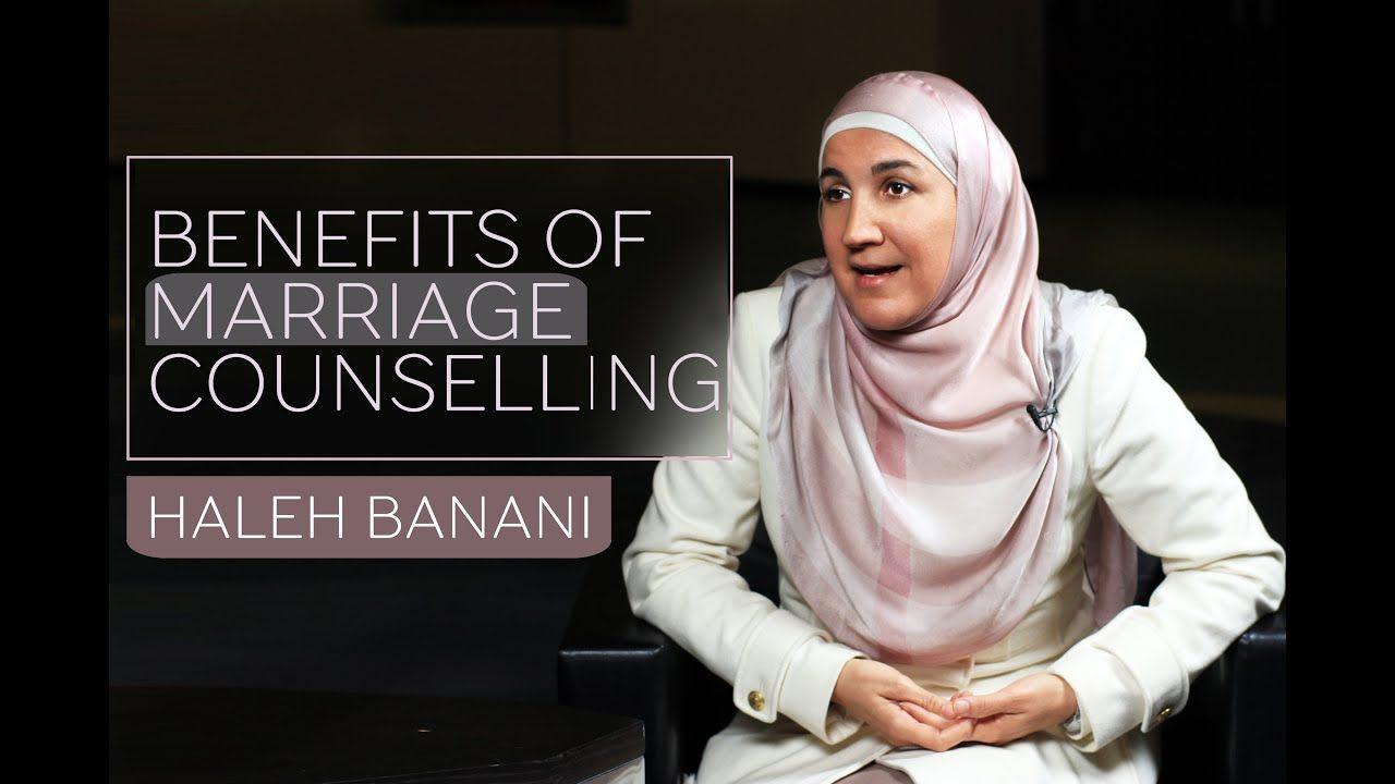 The Benefits of Marriage Counselling | Haleh Banani | Aisha Khaja 🧕