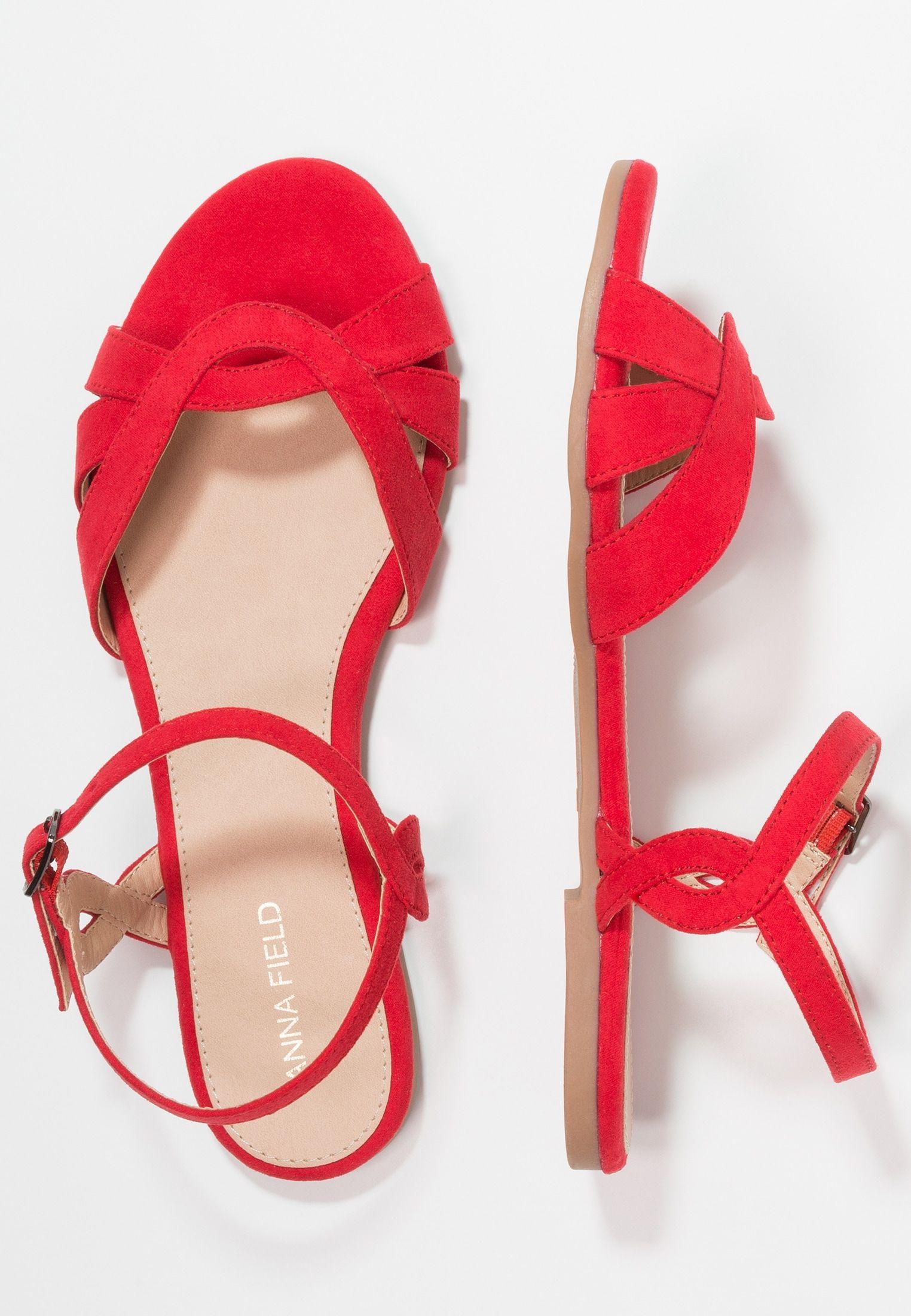 RedShoes Fields And Anna Pinterest Sandali NO8mwv0n