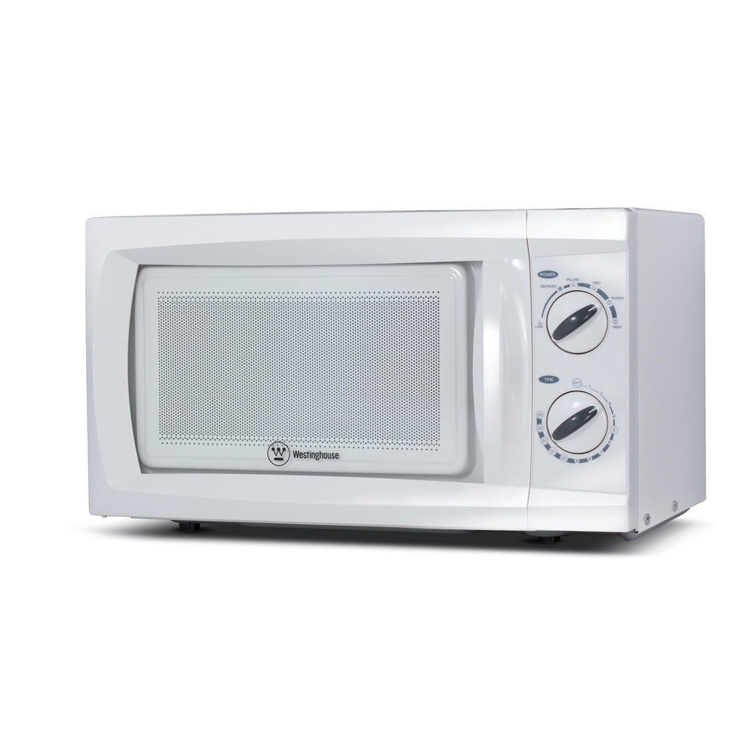 Westinghouse Kitchen Appliances Westinghouse Kitchen Foods Wcm660w White 06 Cubic Foot Microwave