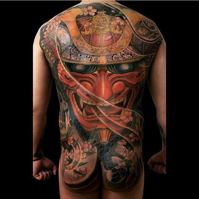 Samurai back piece by @ta2monster #asian_inkspiration #instagram #traditionaltattoo #instadaily #tattooed #instalike #blackandgrey #tattooartist #tattooart #tattoos #inkedup #inkedgirls #tatts #instattoo #art #inkedup #beauty #newtattoo #tattooedgirl #ink #instattoos #bodyink #asian #japanesetattoo #tattedup #samuraitattoo #irezumi #asiantattoo #backpiecetattoo #samurai #dragontattoo