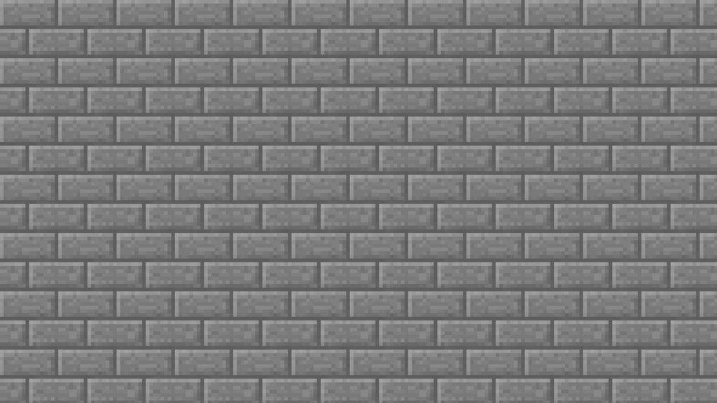 Minecraft Stonewall Texture Minecraft Wall Minecraft Brick Simple Texture