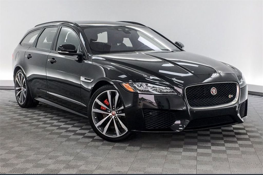 The Jaguar XF Sportbrake Is a Used Car Bargain