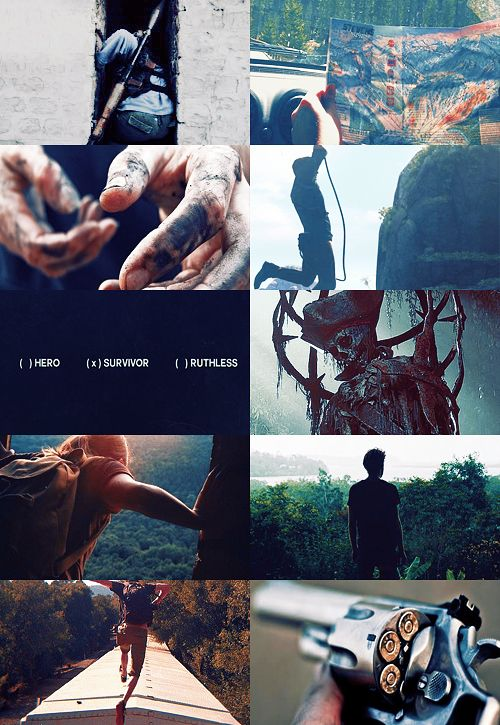 Nathan Drake (aesthetic ver.)