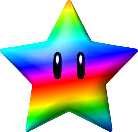 power star super mario galaxy - photo #16