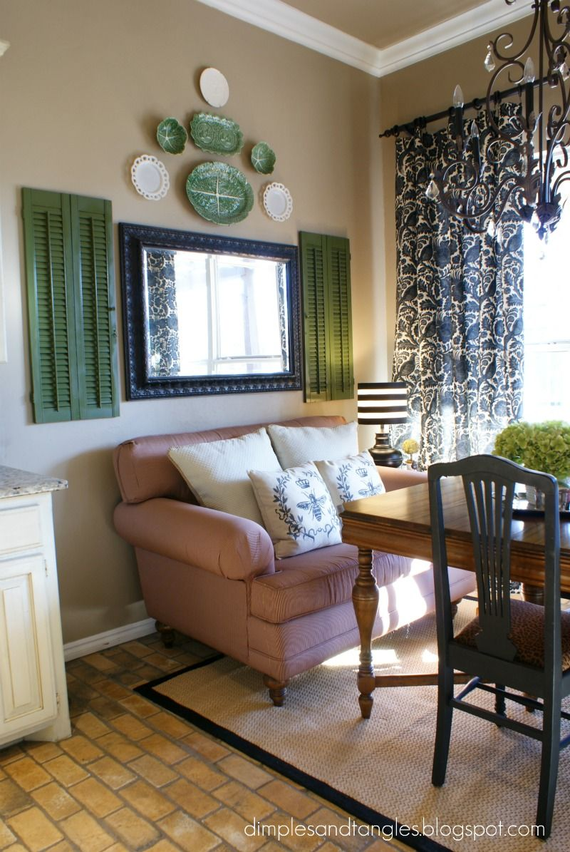 Like the curtains and wall decor lake house pinterest wall