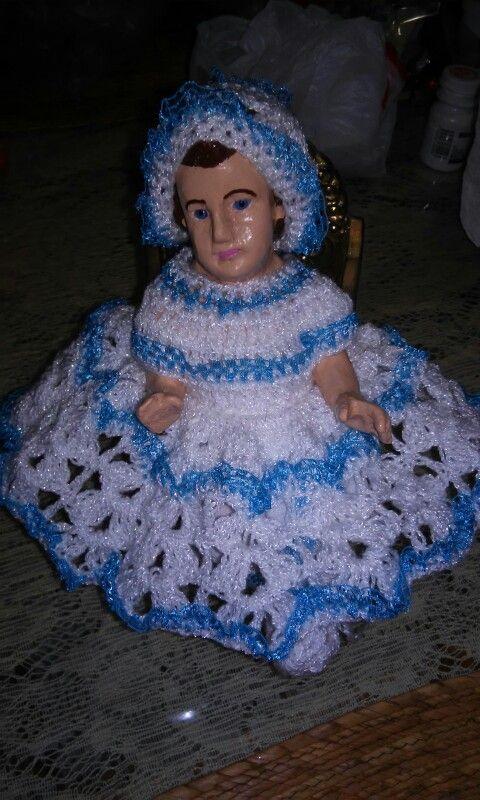 Vestido para ni o dios vestidos de ni o dios pinterest for Agarraderas para ninos