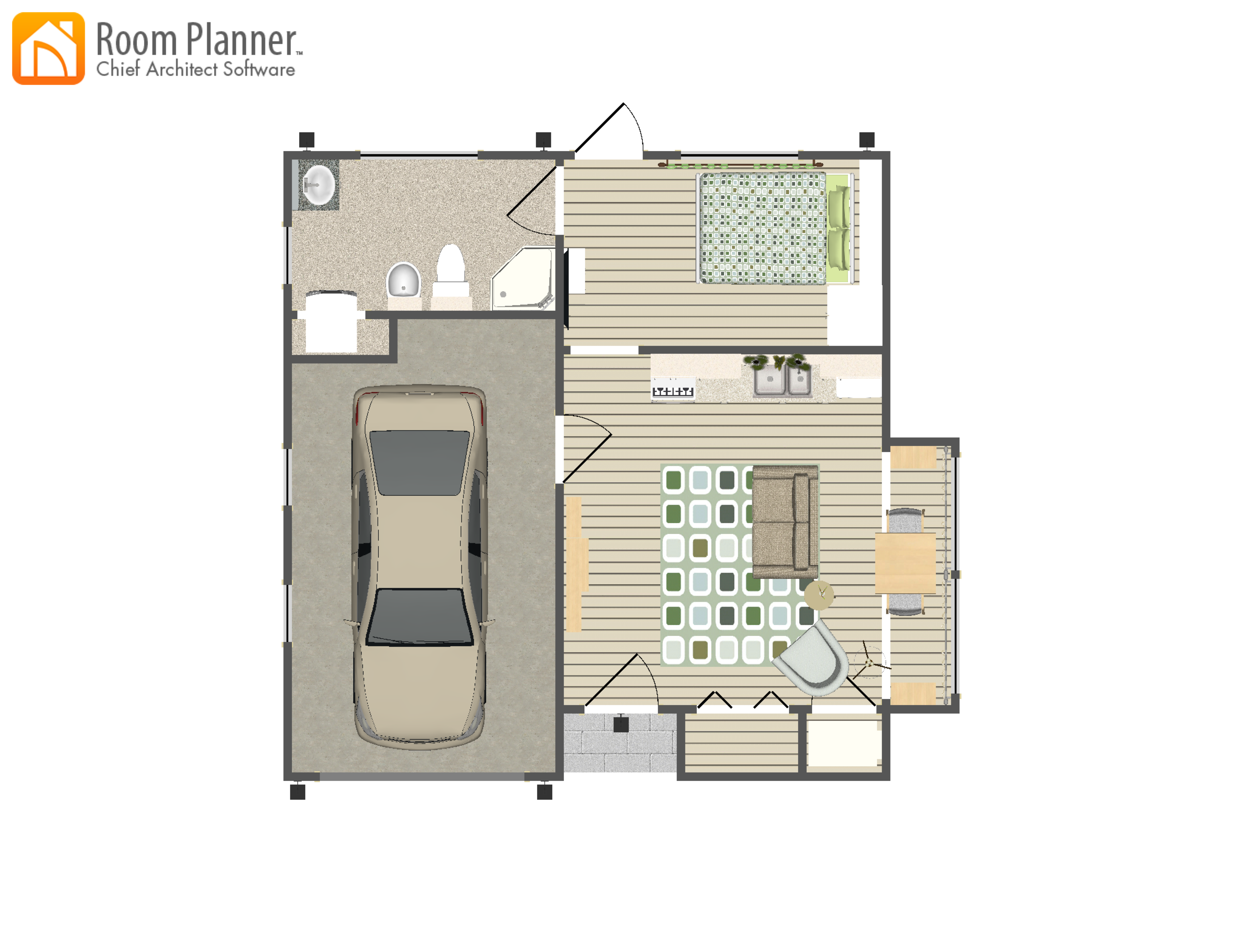 Room Planner create floor plans and 3D models in minutes