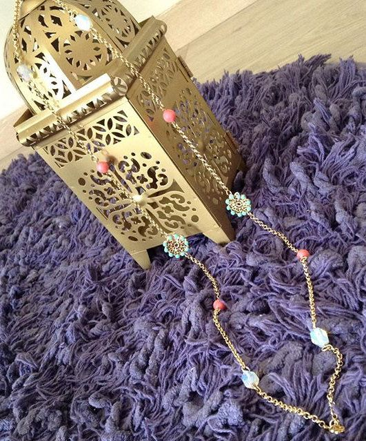 Necklaces collection por OrecchiniAccesories en Etsy
