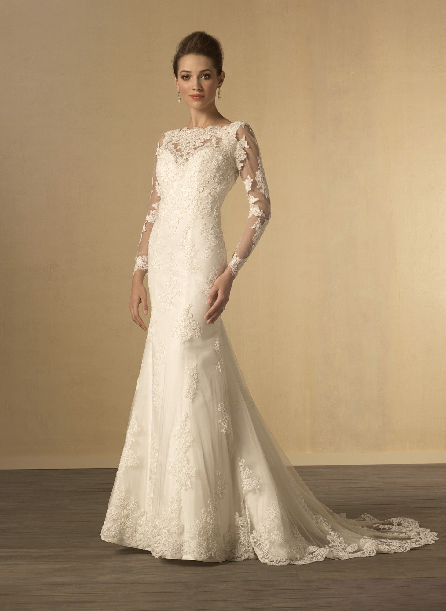 Alfred Angelo Bridal Style 2439 From Full Collection