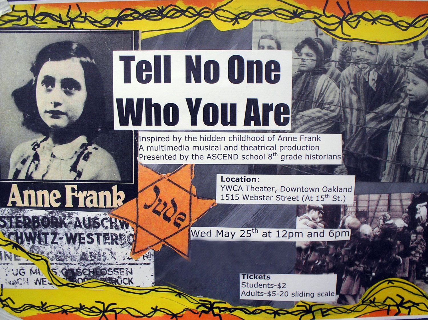 A Teachable Moment Anne Frank S Birthday