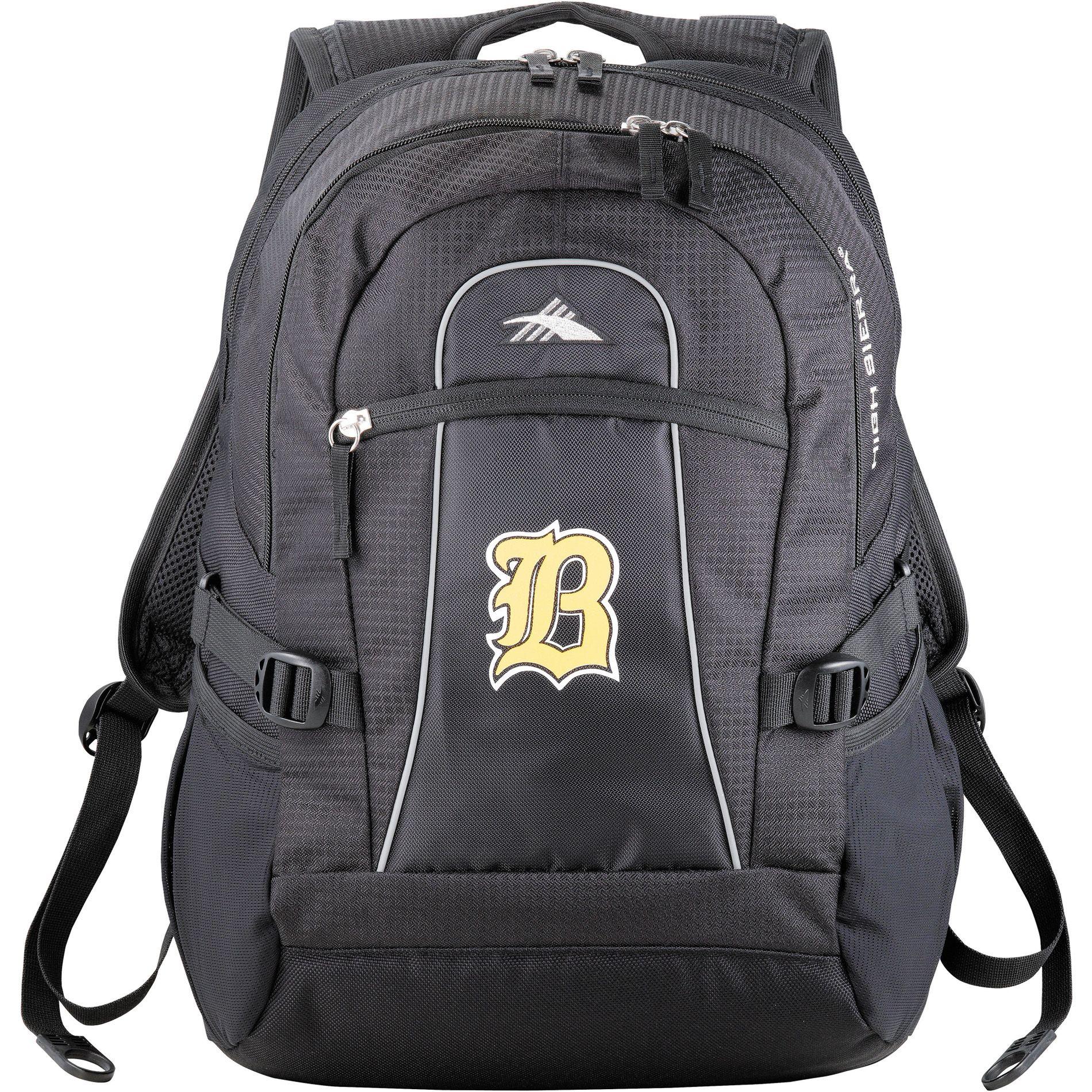 High Sierra Fly-By Level Compu-Backpack