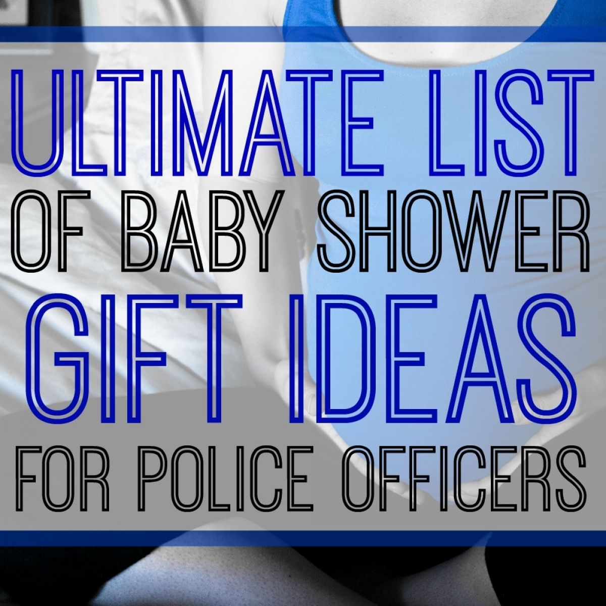 Super Cute Police Themed Baby Gifts For Soon To Be Leo Parents Police Baby Shower Baby Gifts Police Baby