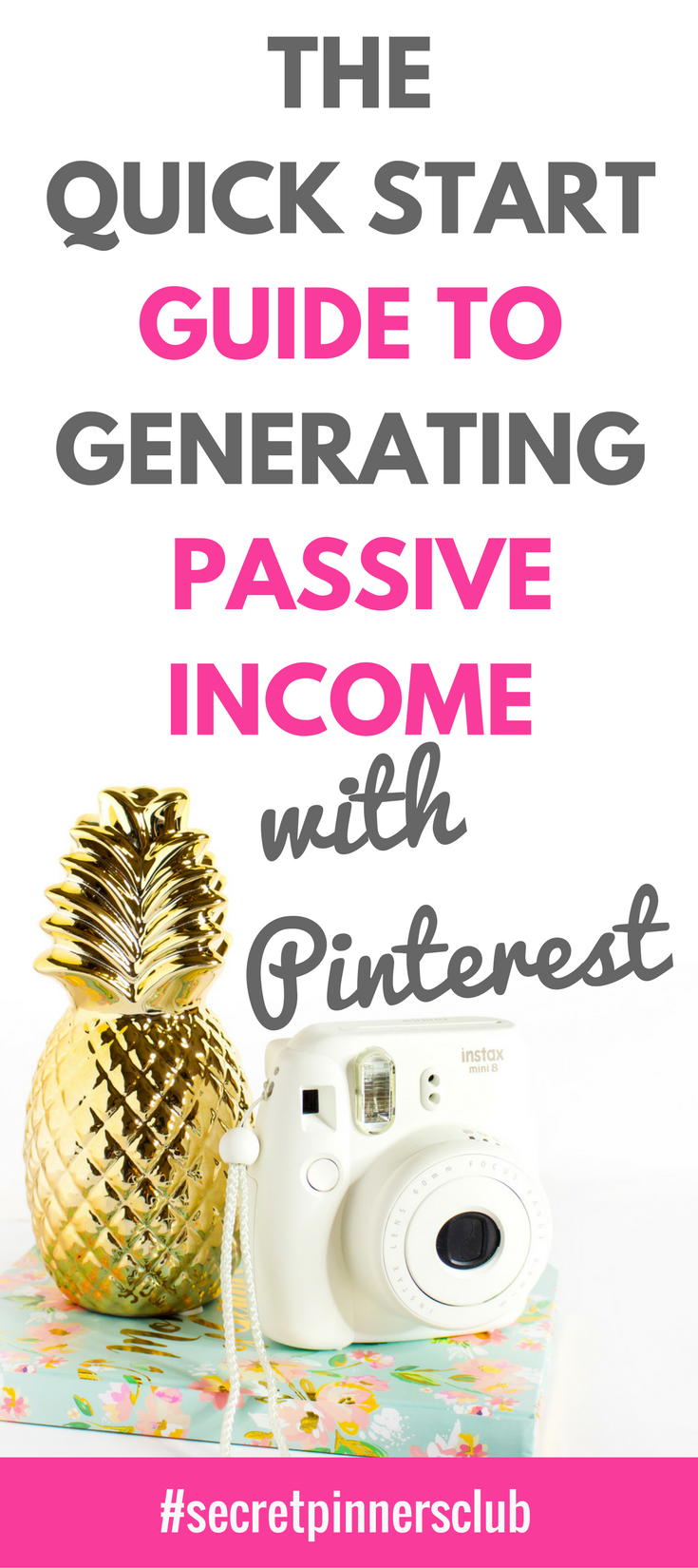 The Quick Start Guide to Generating Passive Income with Pinterest