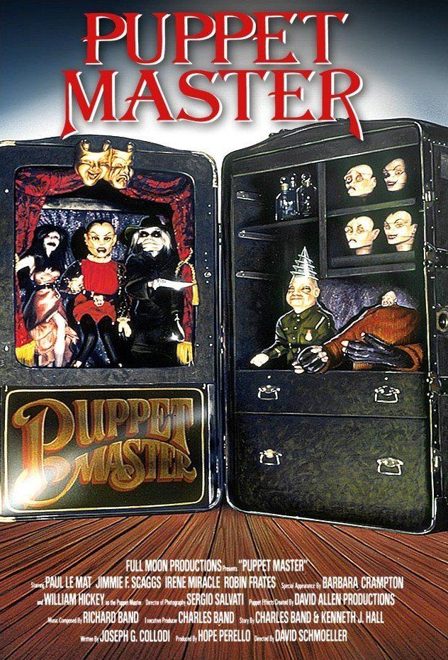 Puppetmaster (Video 1989) - Pictures, Photos & Images - IMDb