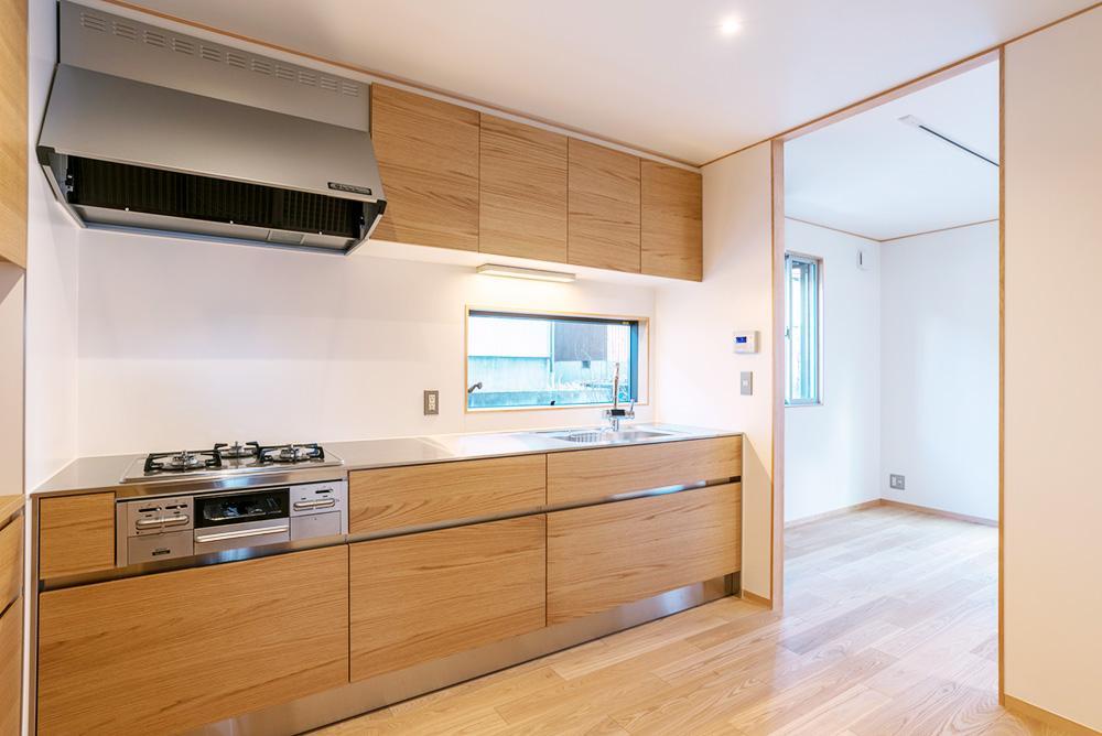 Muji Kitchen システムキッチン I型キッチン サンワカンパニー I型キッチン キッチンインテリアデザイン キッチンのレイアウト