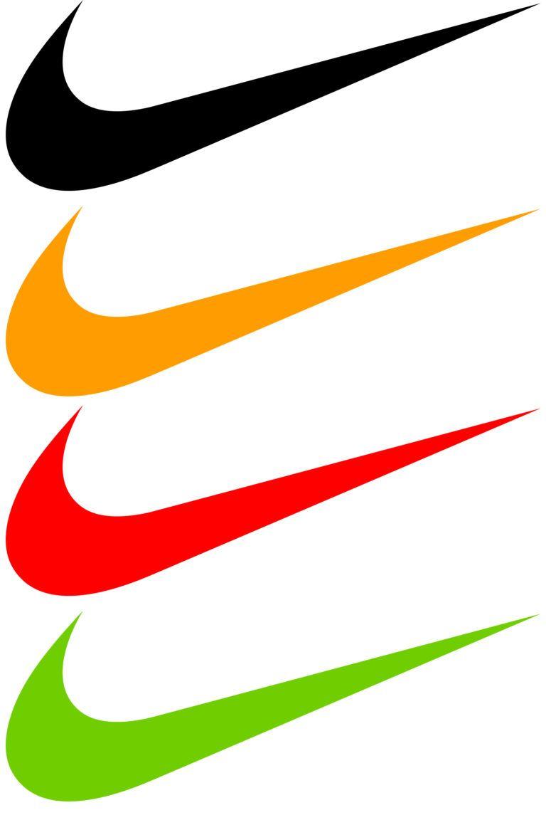 Color nike logo all logos world pinterest nike logo and nike logo nike symbol meaning history and evolution biocorpaavc