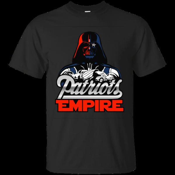 Patriots Empire T-Shirt for Supper Bowl NFL New England Patriots Fans a11ca7bc3