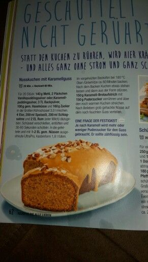 Einfach und schnell. Schmeckt hervorragend und kommt immer gut an.  TIPP: statt Karamell- Guss kann man auch Schokoladen-Guss oder Nutella verwenden( bei Nutella : Kuchen ca 1 Std in den Kühlschrank stellen)  Probiert's aus