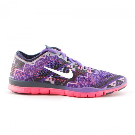 premium selection 91169 96362 Tony Pryce Sports - Nike Womens Free 5.0 Trainers Purple  Intersport