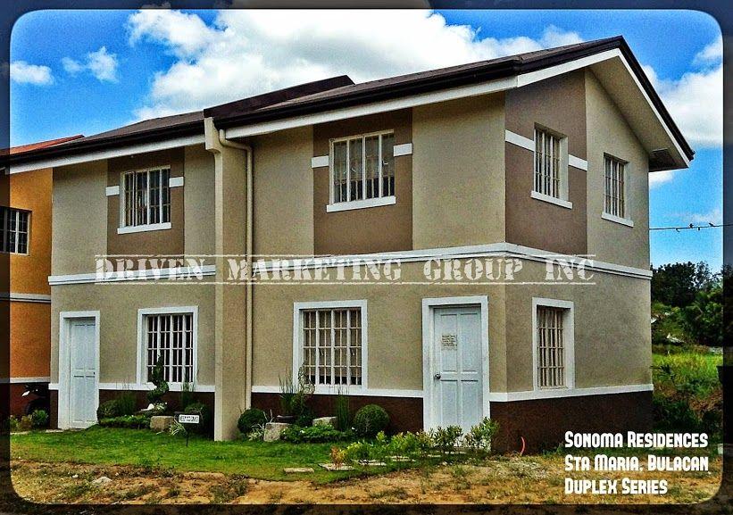 PINOYPROPERTY Sonoma Residences Duplex Series