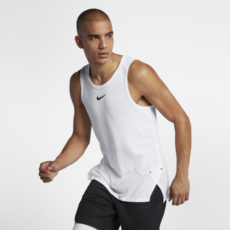 a4d03f93 Breathe Elite Men's Sleeveless Basketball Top | Products | Tops ...