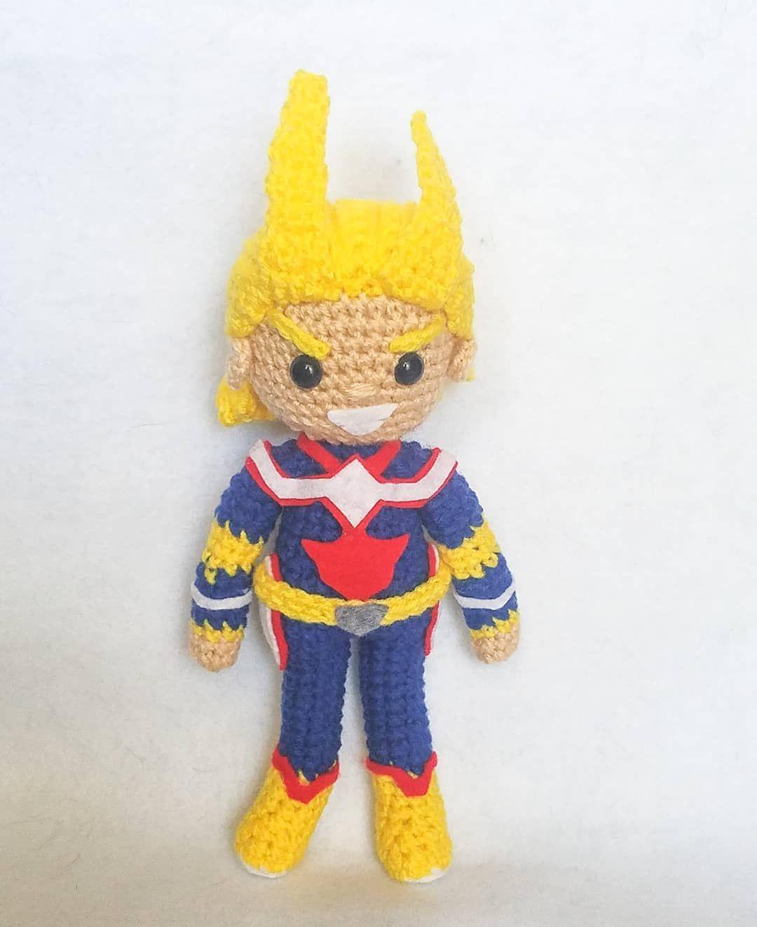 Crochet amigurumi doll … | Kawaii crochet, Amigurumi doll, Anime ... | 1322x1080
