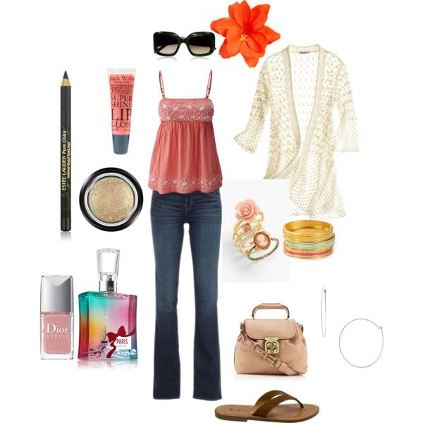Just for fun, created by cassandra-panetta on Polyvore