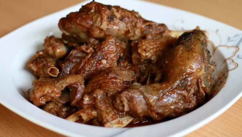 Resep Rica Rica Bebek Enak Masak Apa Hari Ini Resep Makanan Resep Merica
