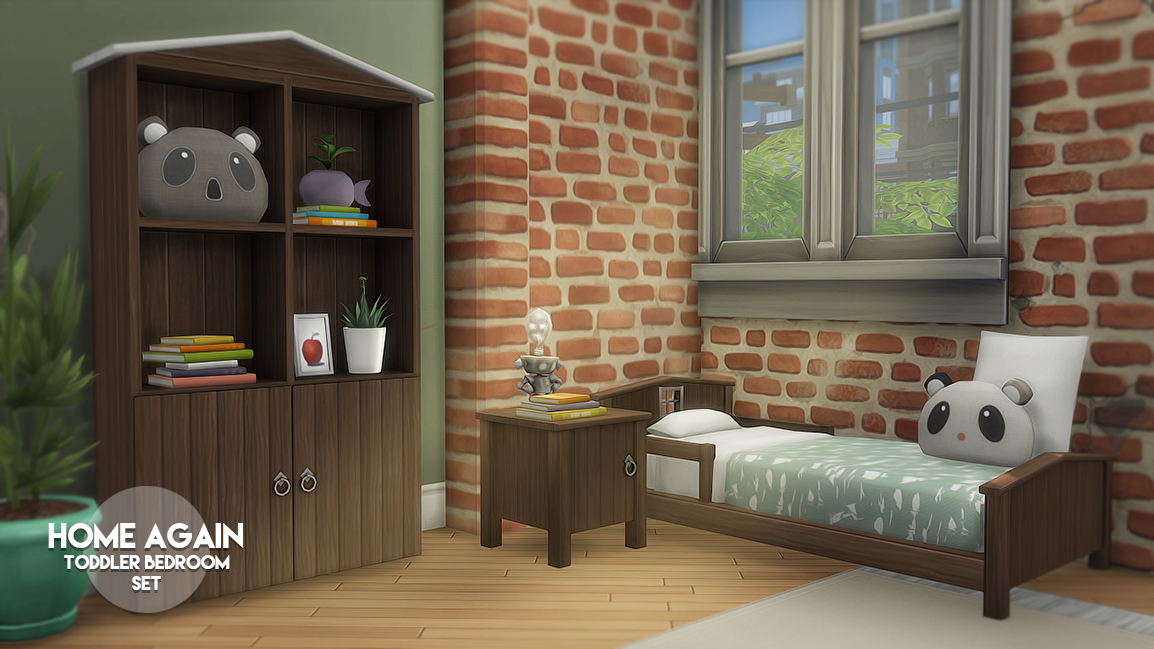 Home Again Toddler Bedroom Set This Took Forever But I M Happy