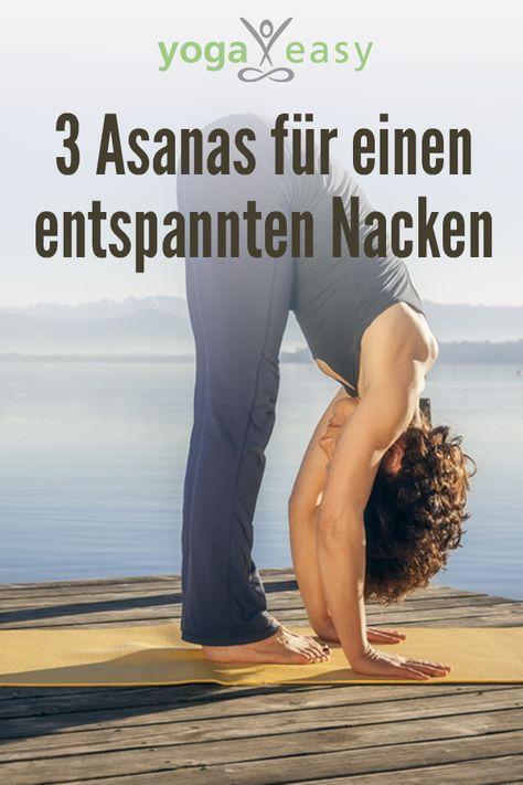 3 Asanas für einen entspannten Nacken -   - #asanas #einen #entspannten #für #nacken #YogaFitness #YogaFlow #YogaPoses #YogaSequences