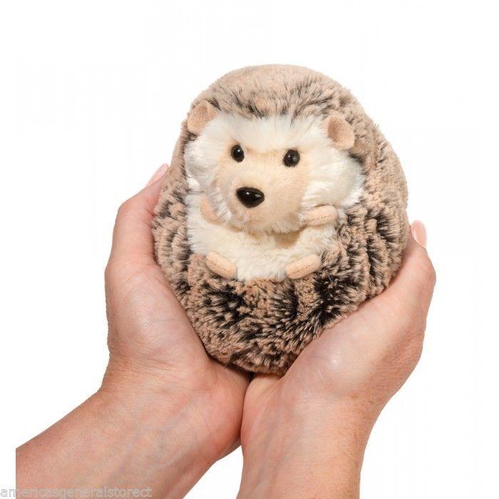 Details About SPUNKY Hedgehog Stuffed Animal Plush Douglas