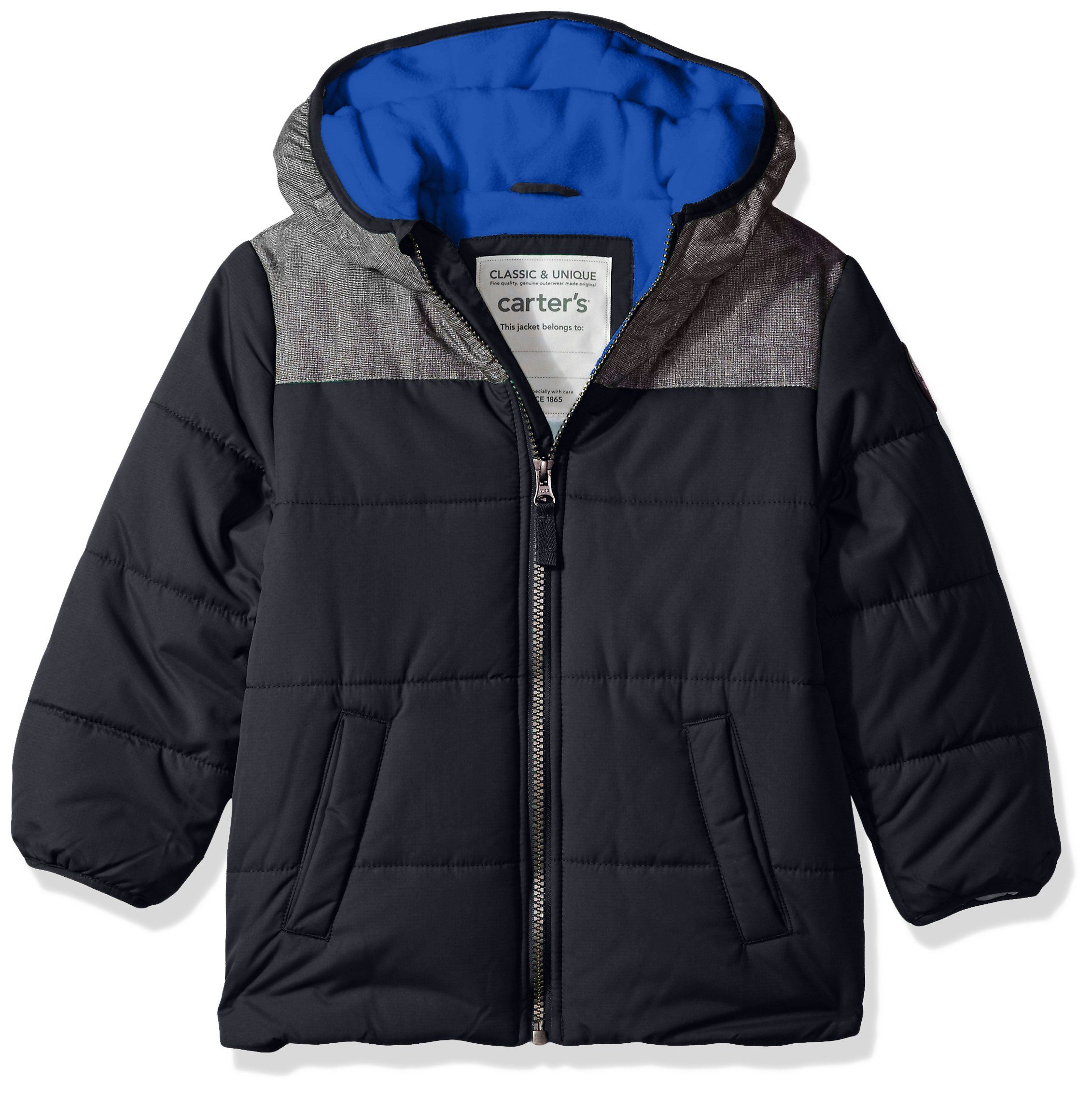 Carter/'s Boys/' Insulated Jacket