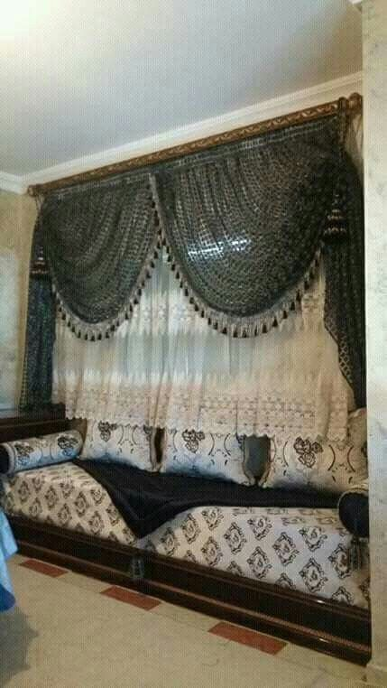 Pin By Alexis Sanchiz On ستائر سفيان Curtains Valance