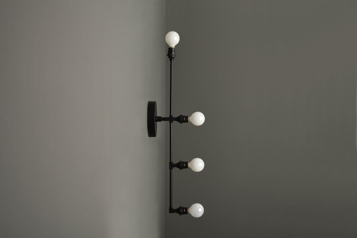50+ Modern bathroom lighting black info