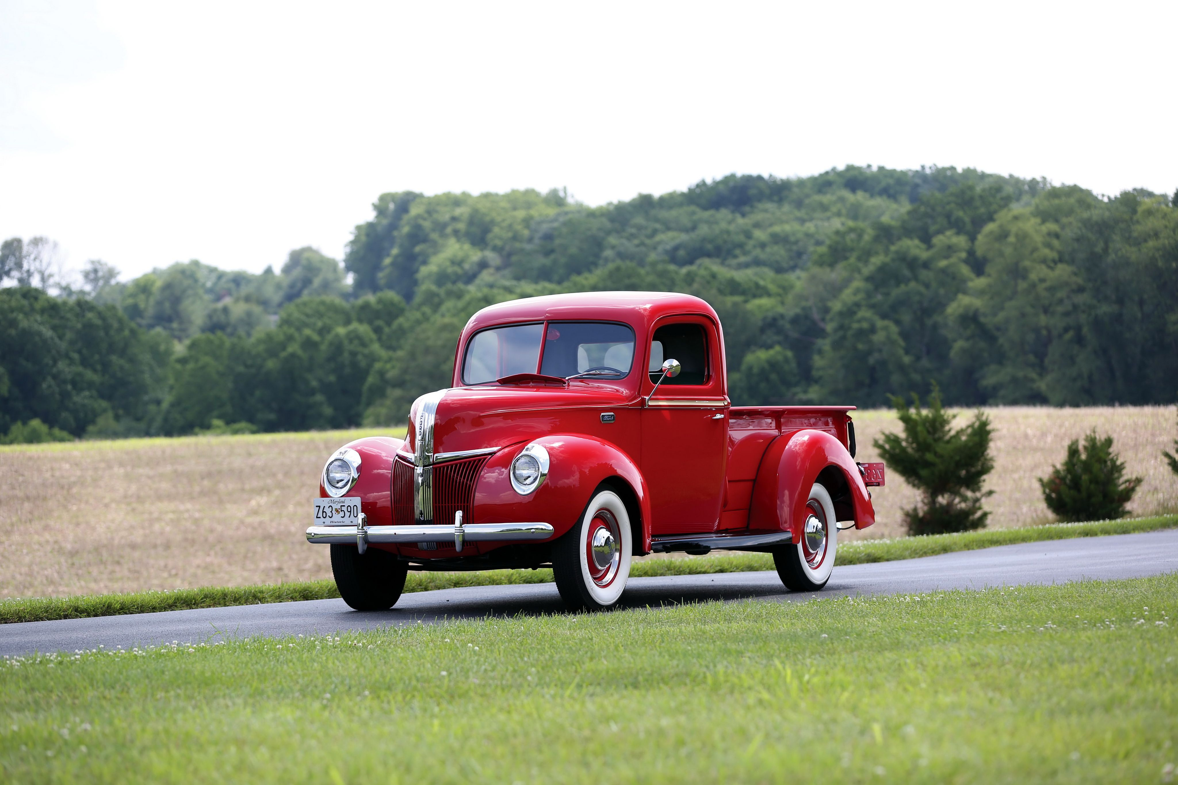 1941 Ford Deluxe Pickup