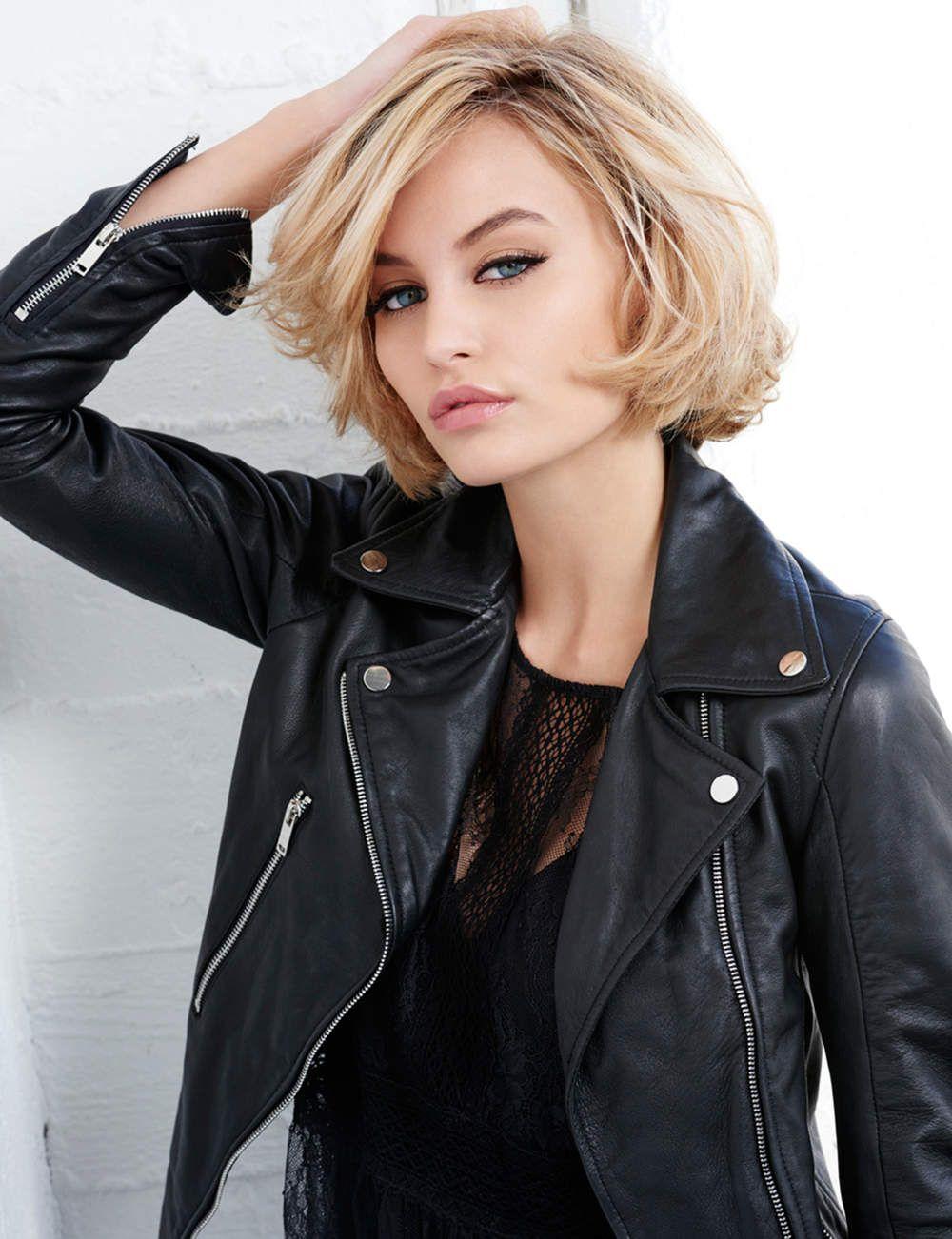 Mi long · Les tendances coupe de cheveux de l\u0027automne/hiver 2016/2017 ,  Femme