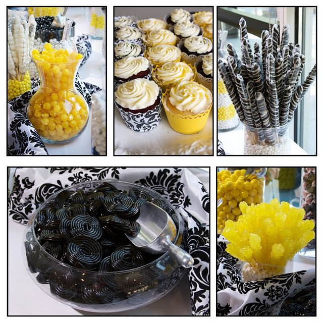 A Candy Buffett! A Must Have For Any Wedding....adults