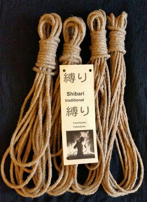 Sieh dir dieses Produkt an in meinem Etsy-Shop https://www.etsy.com/de/listing/271854334/shibari-bondage-seil-hand-veredelt-nach